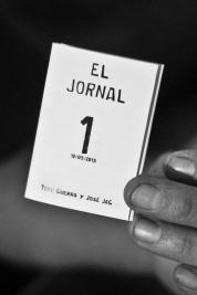 Aparenta Ediciones - Tebu Guerra - Jose JAG - El Jornal 2