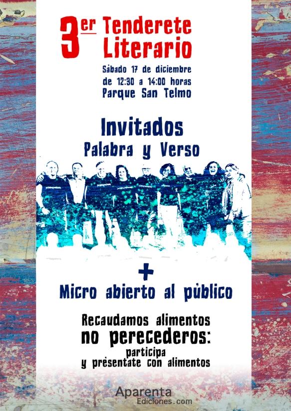 Aparenta Ediciones - Tenderete Literario 3 - 01