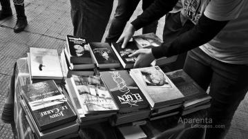 Aparenta Ediciones - Tenderete Literario 3 - 15