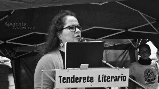 Aparenta Ediciones - Tenderete Literario 3 - 22
